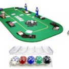 Ultimate Poker Combo with Folding Table