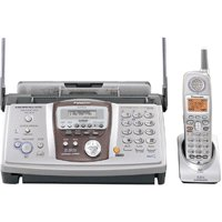 PANASONIC KX FPG391 Fax Copier with 5.8 GHz Phone System