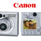 Canon Powershot S410 - 4.0 Megapixel Digital Elph Camera with 3x Optical Zoom
