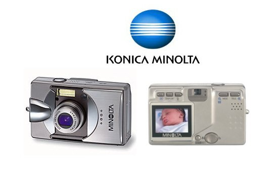 Minolta Dimage G500 - 5.0 Megapixels Digital Camera with 9x Total Zoom
