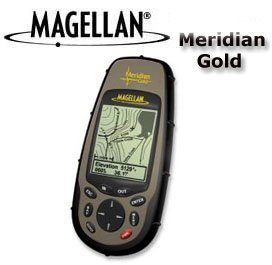 Meridian Gold GPS WAAS ENABLED 16MB DATABASE