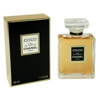 Coco Perfume by Chanel, 1.7 oz Eau De Toilette Spray