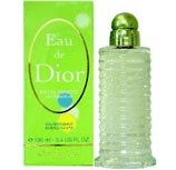 Eau De Dior Energizing By Christian Dior Edt Spray 3.4 Oz