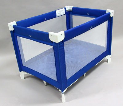Giovanni Rizzo - Royal Blue Play Yard