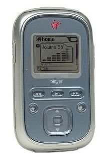 Virgin Electronics 5GB Portable MP3 player - 1200 Songs in Your Pocket