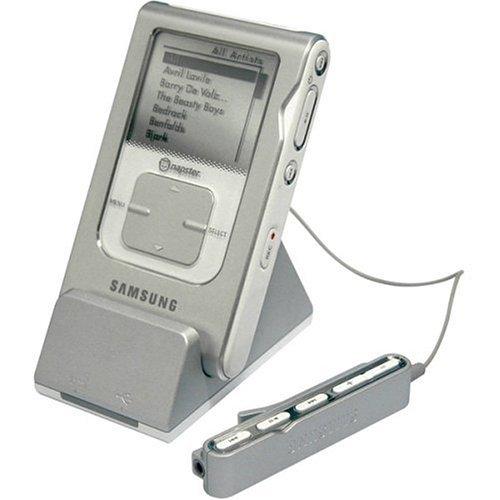 Samsung Yepp-920GS Napster 20GB MP3 Player