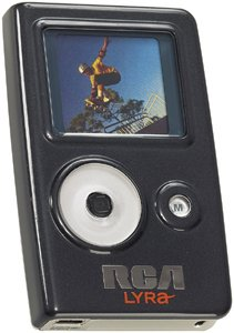 Rca Lyra Rd2765 - 5 GB Mp3 Micro Jukebox