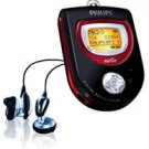 Philips SA235 128MB Digital Audio Player, Recorder and Digital FM Tuner with headphones