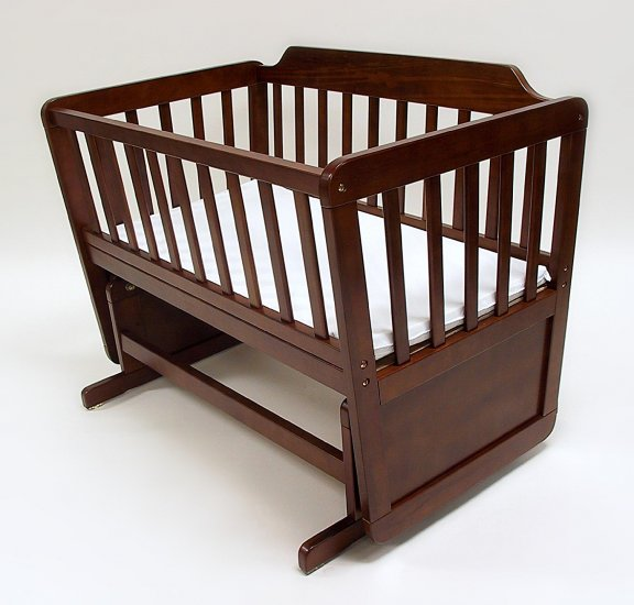 Giovanni Rizzo Gliding Wood Cradle MSRP 299.99