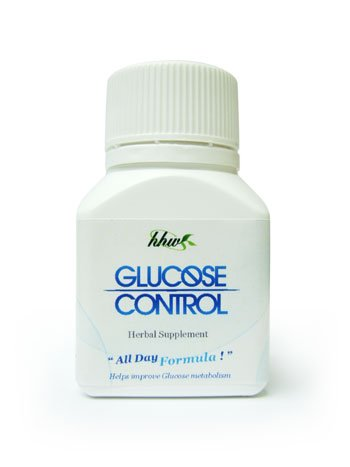 Glucose Control - Increases Glucose Metabolism (10 capsules)