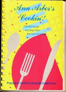 Ann Arbor's Cookin!  Community Cookbook