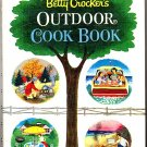 Betty Crocker's Outdoor Cook Book Vintage 1961 Crocker