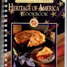 Heritage of America Cookbook Kitchen Companion Better Homes & Gardens 1993