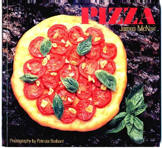 Pizza James McNair Cookbook Italian Pie Baking Cook Book