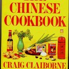 Chinese Cookbook Claiborne & Lee 1983 softcover