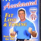 Larry North Accelerated Fat Loss & Toning Cassette Fitness Tape