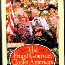 Frugal Gourmet Cooks American Cookbook 1987 hc+dj