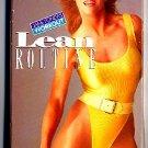 Jane Fonda Lean Routine VHS Aerobic Exercise Workout Video Tape