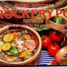 Extra-Special Crockery Pot Recipes Time Saving Meals Cookbook Pappas