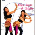 Bellydance Fitness for Beginners Hips Buns Thighs Veena Neena VHS Exercise Video Tape