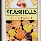 Seashells American Nature Guide R Tucker Abbott waterproof pocket book shell collecting