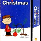 A Charlie Brown Christmas VHS Video Shultz Cartoon 1965 Shell Oil Promotion 1990