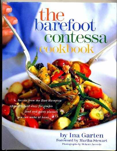 The barefoot contessa cookbook ina garten like new for 50 kitchen ideas from the barefoot contessa