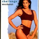 Cindy Crawford The Next Challenge Workout Video VHS Exercise Fitness Tape