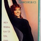 Marilu Henner 's Dancerobics Exercise Fitness Video VHS Aerobics Dance Workout Tape