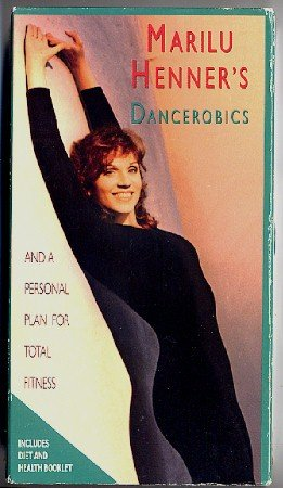 Marilu Henner 's Dancerobics Exercise Fitness Video VHS Aerobics Dance Workout Tape