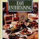 Betty Crocker Easy Entertaining Recipes Menus Party Plans Cookbook