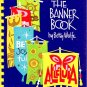 Banner Book by Betty Wolfe 1st ed Morehouse-Barlow 1974 Religious Symbols Art Book