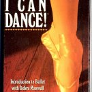 I Can Dance! Introduction to Ballet children age 7+ Beginners VHS kids video