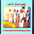 Line Dancing for Seniors Vol 1 Beginners Dr Grant Longley Dance Instruction Exercise Video VHS
