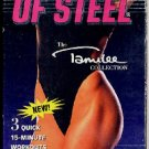 Quick Toning Thighs of Steel Tamilee Webb VHS Exercise Workout Video Tape