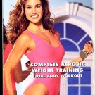 Firm Complete Aerobic Weight Training Total Body Workout Jayne Poteet VHS Exercise Video