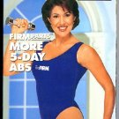 Firm  Parts More 5 Day Abs Classic Workout Series Exercise Video VHS Tape