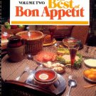 Best of Bon Appetit Volume Two 1985 Spiral Bound Vol 2 Cookbook from Magazine