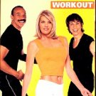 Kathy Smith Latin Rhythm Workout VHS Dance Exercise Video Tape