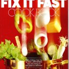 Fix It Fast Better Homes and Gardens Vintage 70s Cookbook