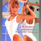Firm Low Impact Aerobics VHS Janet Jones-Gretzky, Exercise Video Tape