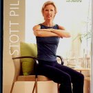 Stott Pilates Armchair Pilates Seated Exercise Workout Moira Merrithew VHS Video New