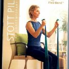 Stott Pilates Armchair Pilates Plus Flex-Band Seated Exercise Workout VHS Video New