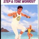 Gilad Step and Tone Workout Bodies In Motion Hawaii Exercise Video VHS Tape