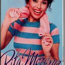 Rita Moreno Now You Can Fit Fabulous Forever VHS Exercise Video Seniors
