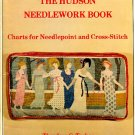 Hudson Needlework Book Charts for Needlepoint + Cross-Stitch Theodora Tasker Ohio Artists