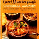 Good Housekeeping Casserole Cookery Vintage 60s Cookbook