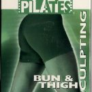 Winsor Pilates Bun and Thigh Sculpting VHS Exercise Video Tape New