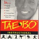Tae-Bo Instructional Video Billy Blanks Exercise Workout VHS