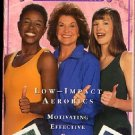 Jenny Craig Personal Fitness Video Let's Get Moving Aerobic Exercise Tape VHS NEW